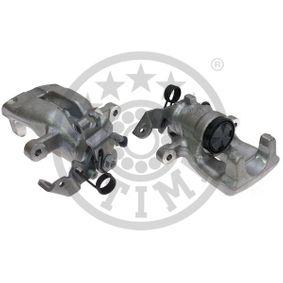 Bremssattel Bremsscheibendicke: 10mm mit OEM-Nummer 5 424 75