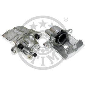 Renault Twingo 2 1.2 Turbo (CN0C, CN0F) Bremssattel OPTIMAL BC-1126L (1.2 Turbo Benzin 2017 D4F 782)