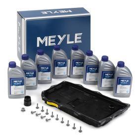 Teilesatz, Ölwechsel-Automatikgetriebe ZF mit OEM-Nummer 2411 7604 960