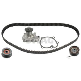 2006 Opel Corsa B 1.7 DTI 16V Water pump and timing belt kit 33 10 1585