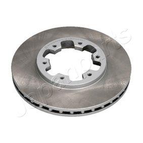 Bremsscheibe Bremsscheibendicke: 26mm, Ø: 276,3mm mit OEM-Nummer 1 954 433