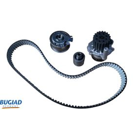Wasserpumpe + Zahnriemensatz Länge: 1143mm mit OEM-Nummer 038 109 244 N