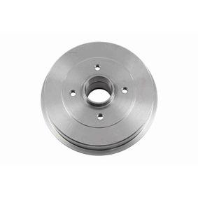 Renault Twingo 2 1.2 (CN0D) Bremstrommel VAICO V46-60000 (1.2 Benzin 2019 D7F 800)
