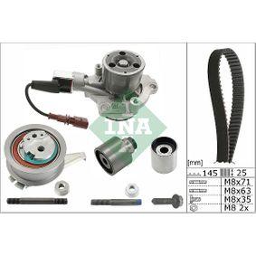 Kit cinghia distribuzione, pompa acqua con OEM Numero 03L 109 244H
