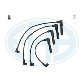 Zündleitungssatz Silikon, Länge: 640mm, Länge: 640mm, Länge 3: 530mm, Länge 4: 470mm mit OEM-Nummer 036905409K