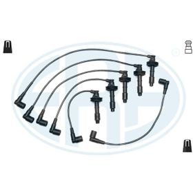 Ignition Cable Kit Silicone, Length: 470mm, Length: 570mm, Length 3: 650mm, Length 4: 780mm, Length 5: 860mm, Length 6: 570mm with OEM Number 8642660