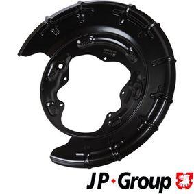 2011 KIA Ceed ED 1.6 Splash Panel, brake disc 3564302170
