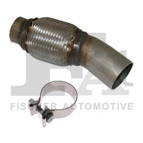 Flexrohr, Abgasanlage mit OEM-Nummer 18307812279