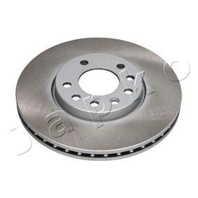 Bremsscheibe Bremsscheibendicke: 25mm, Ø: 285mm mit OEM-Nummer 09A22210