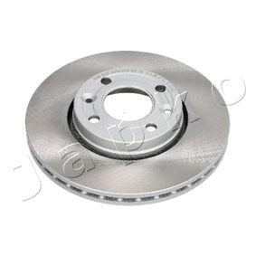 Brake Disc Brake Disc Thickness: 22mm, Ø: 258mm with OEM Number 402061200R-