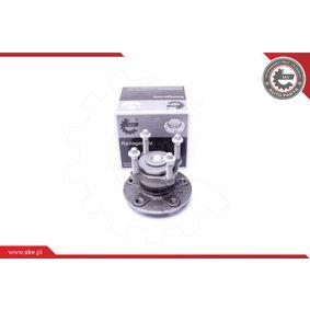 Wheel Bearing Kit Ø: 143mm with OEM Number 246 334 0006