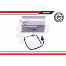 Sensor, Abgastemperatur Kabellänge: 200mm, 2-polig mit OEM-Nummer 000 905 90 00