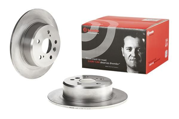 Спирачен диск BREMBO 08.7018.10 оценка