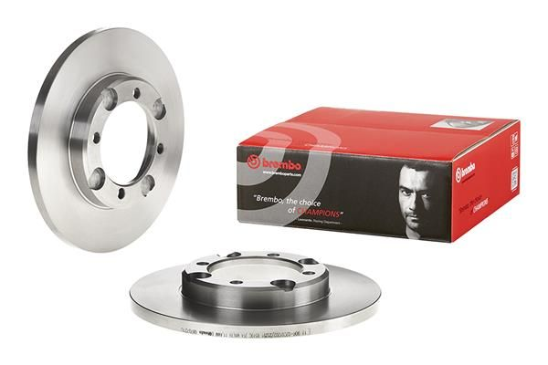 Спирачен диск BREMBO 08.7072.10 оценка