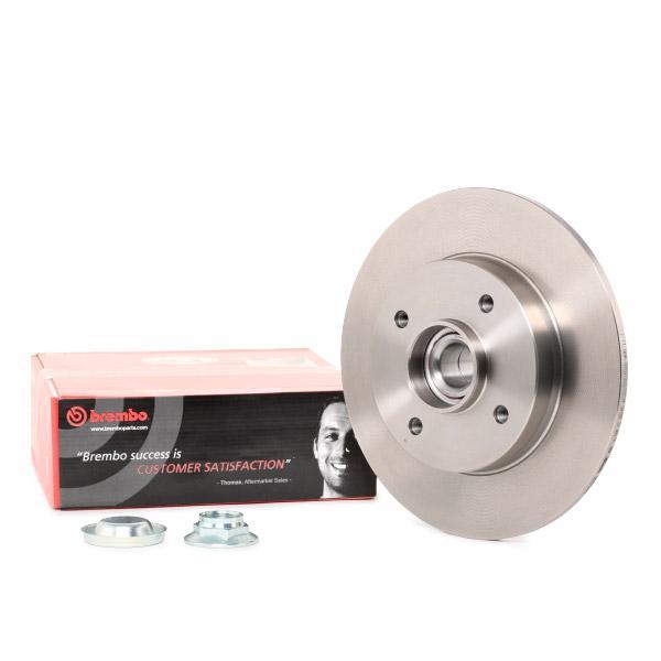 Disc Brakes BREMBO 08.9512.27 8020584015346