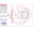 OEM Спирачен диск 08.A759.11 от BREMBO