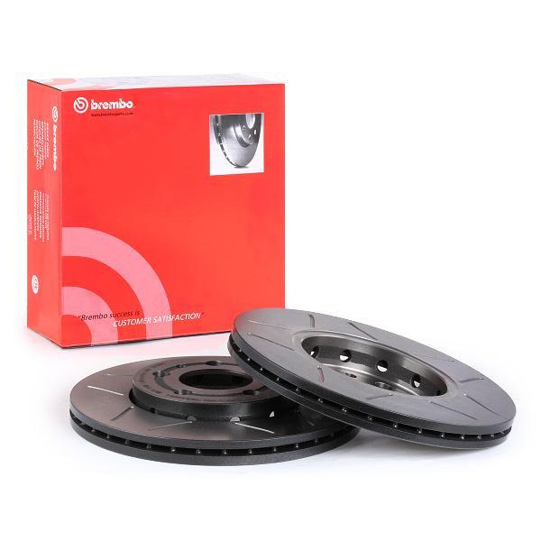 Disc Brakes BREMBO 09.7011.75 expert knowledge