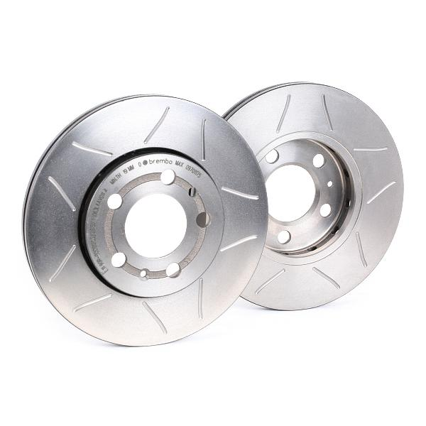 Disc Brakes BREMBO 09.7011.75 8020584011898