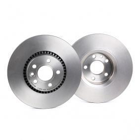 Bremsscheibe Bremsscheibendicke: 28mm, Lochanzahl: 5, Ø: 316mm mit OEM-Nummer 1 380 046
