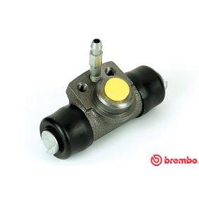 Radbremszylinder Bohrung-Ø: 14,28mm mit OEM-Nummer 1H0.611.053B