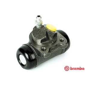 BREMBO  A 12 175 Radbremszylinder Bohrung-Ø: 20,64mm