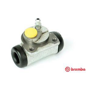 Radbremszylinder Bohrung-Ø: 20,64mm mit OEM-Nummer 7701 035 311