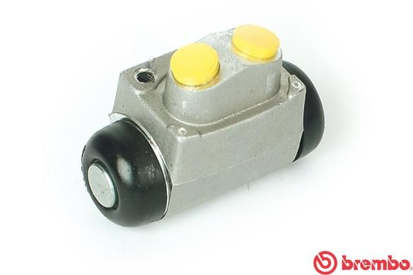 BREMBO  A 12 309 Radbremszylinder Bohrung-Ø: 19,05mm