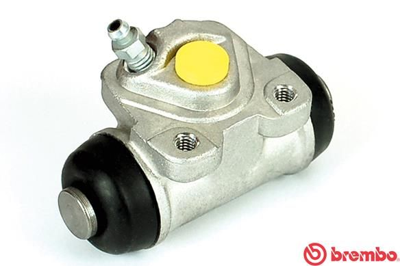 BREMBO  A 12 330 Radbremszylinder Bohrung-Ø: 20,64mm