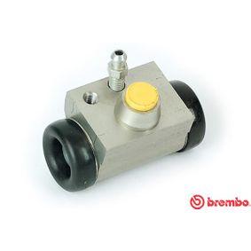 BREMBO  A 12 353 Radbremszylinder Bohrung-Ø: 19,05mm
