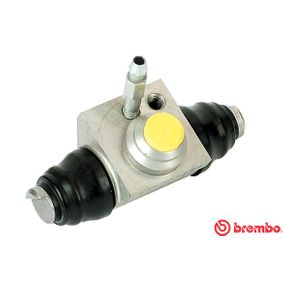 BREMBO  A 12 379 Radbremszylinder Bohrung-Ø: 17,46mm
