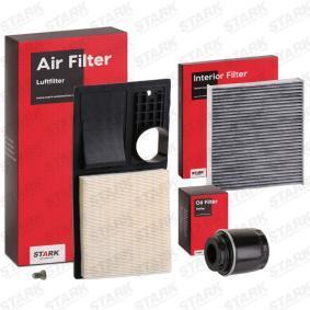 Filter-Satz mit OEM-Nummer 036129620H