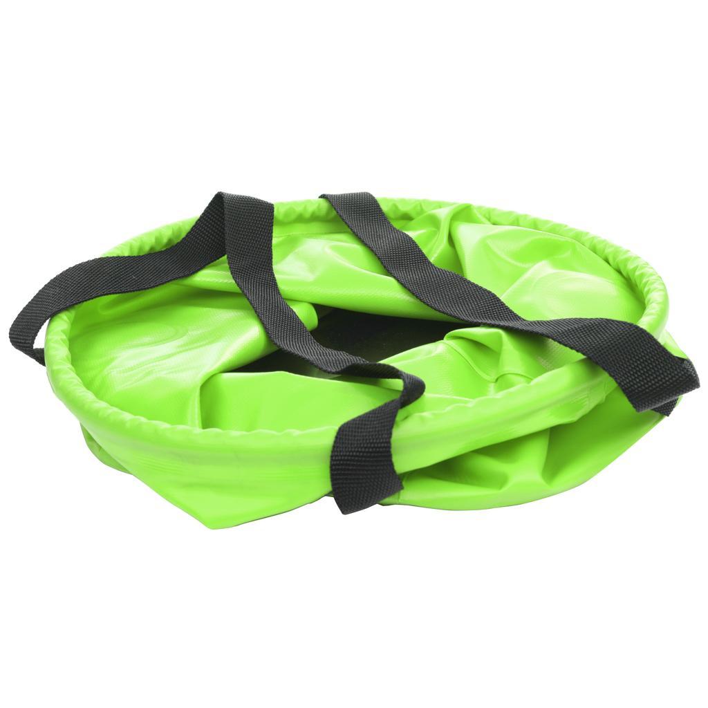 Folding bucket RIDEX 100185A0004 4065739036764