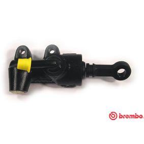 BREMBO  C 85 013 Geberzylinder, Kupplung Bohrung-Ø: 15,87mm