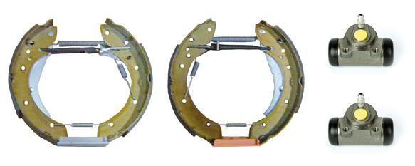 BREMBO KIT & FIT K 68 062 Bremsensatz, Trommelbremse