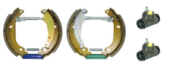 BREMBO KIT & FIT K 68 067 Bremsensatz, Trommelbremse