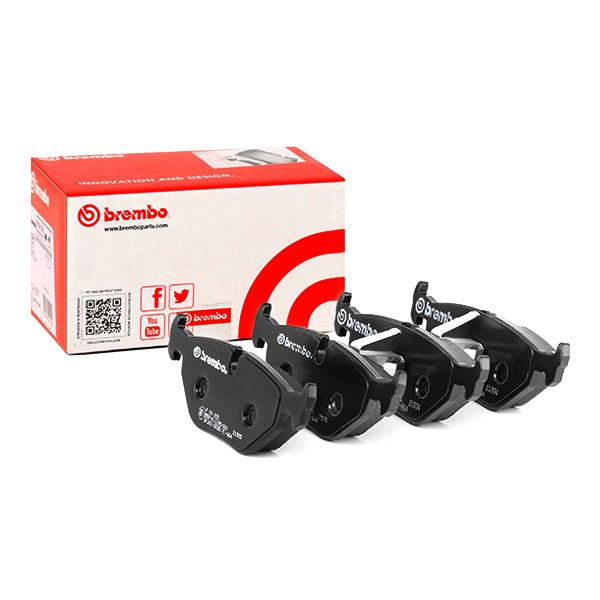 Disk Pads BREMBO 7567D692 expert knowledge