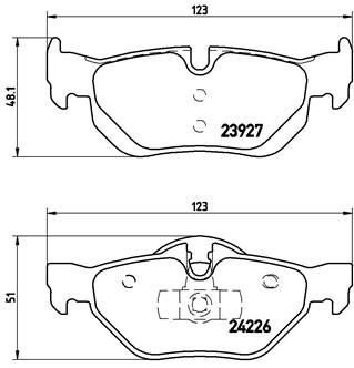 Article № 7286D1267 BREMBO prices