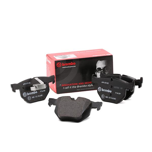 Disk Pads BREMBO 23550 expert knowledge