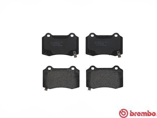 Bremsbelagsatz BREMBO D10538805 Bewertung
