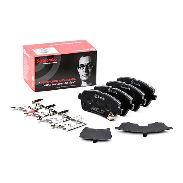 Disk Pads BREMBO 24285 expert knowledge