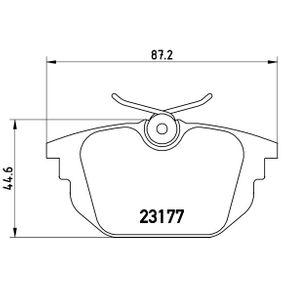 Artikelnummer 8677D1478 BREMBO Preise