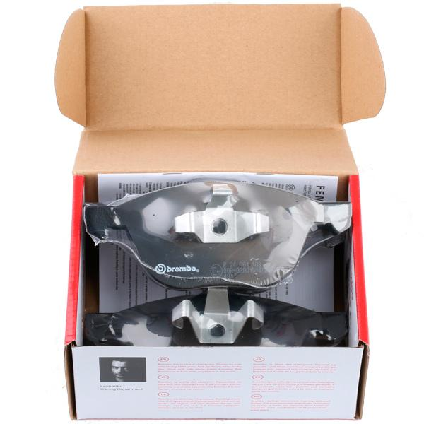 Disk Pads BREMBO D10447947 8020584052334