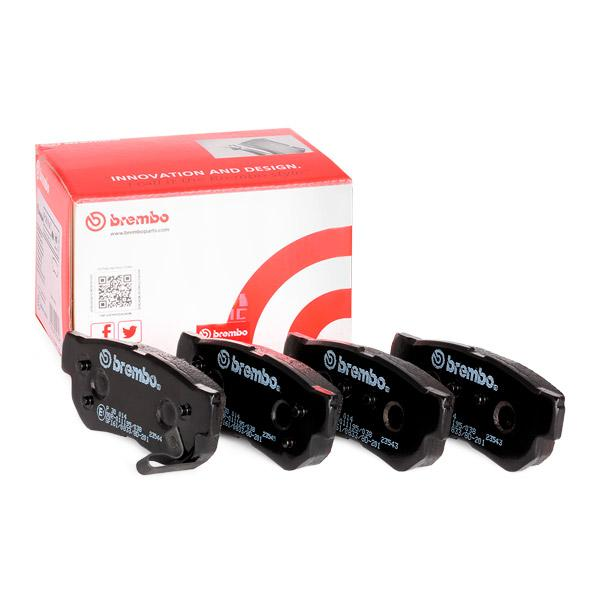 Disk Pads BREMBO D8137688 8020584052846