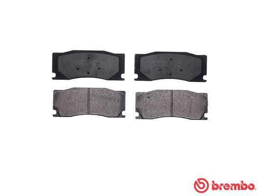 Bremsbelagsatz BREMBO D13558464 Bewertung