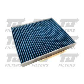 Filter, Innenraumluft Länge: 277mm, Breite: 243mm, Höhe: 40mm mit OEM-Nummer 9 552 8290
