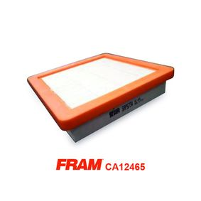 Air Filter Length: 204mm, Width: 192mm, Height: 34mm, Length: 204mm with OEM Number 16546-3VD0A