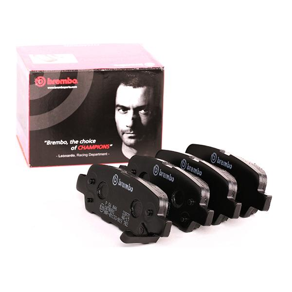 Disk Pads BREMBO D16268842 expert knowledge