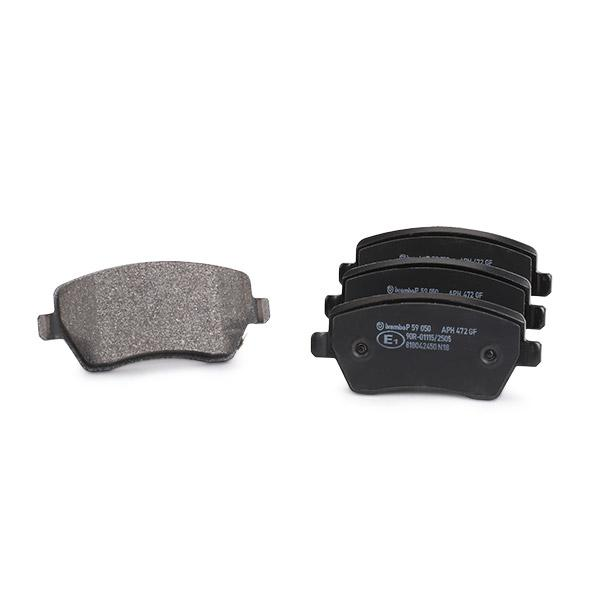 Disk Pads BREMBO 24403 8020584061541