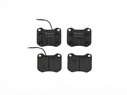 Disk brake pads BREMBO D4557073 rating