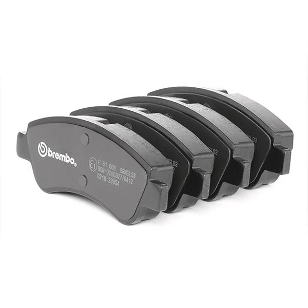 Disk Pads BREMBO D12138933 8020584056424